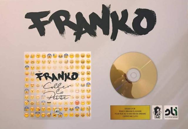 franko,  colle la petite