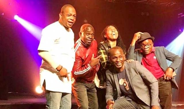 humour africain